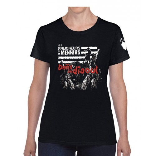 Tee-shirt Femme Dans an Diaoul