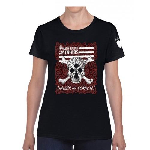 Tee-shirt Femme Amzer an Dispac'h