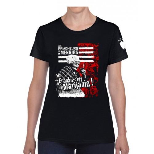 Tee-shirt Femme Marijanig