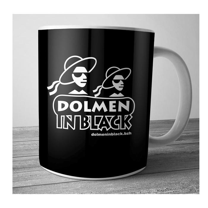 Mug Dolmen in Black 1
