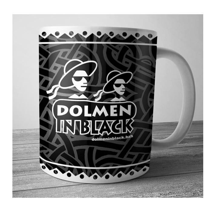 Mug Dolmen in Black 2