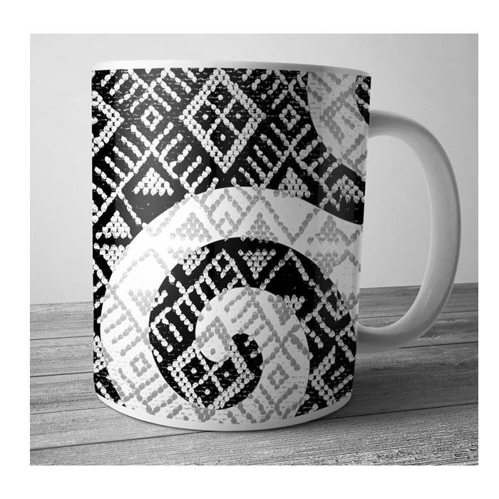 Mug Dolmen in Black v10