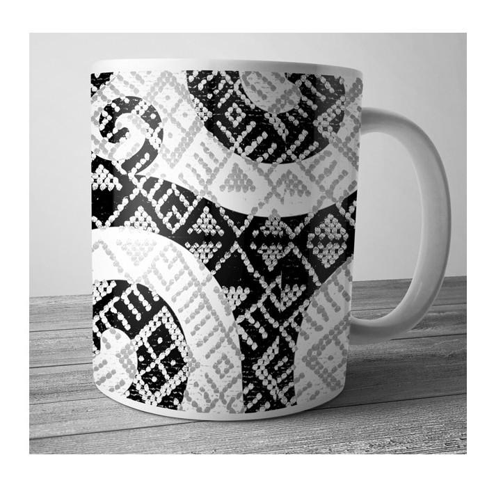 Mug Dolmen in Black v11