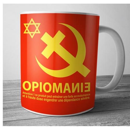 "Mug DIB ""Opiomanie"""