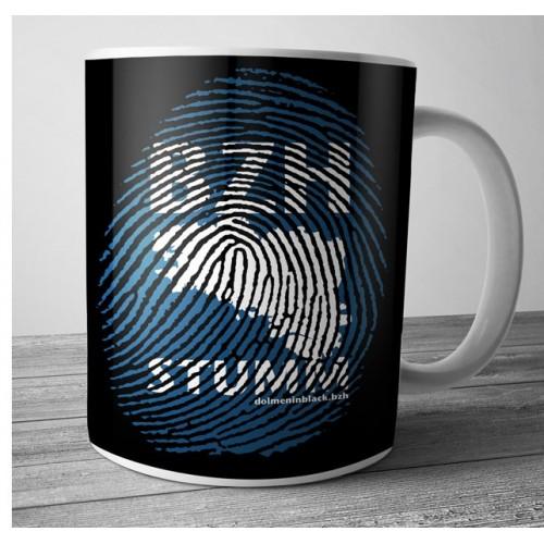 "Mug DIB ""BZH Stumm"""