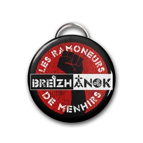 Décapsuleur Ramoneurs de Menhirs Breizh Anok / Ø 56 mm