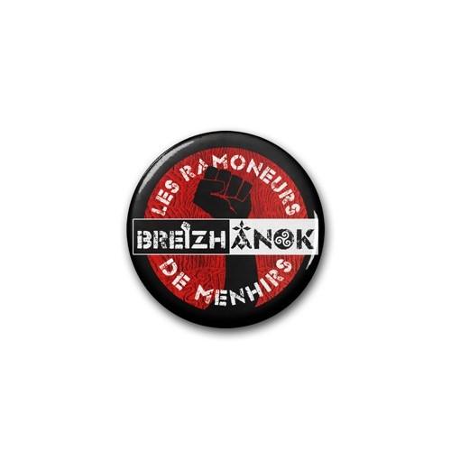 Badges Ramoneurs de Menhirs Breizh Anok