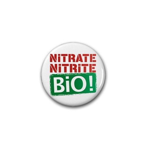 "Badge DIB ""Bio ! "" / Ø 38 mm"