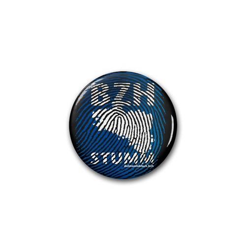 "Badge DIB ""Bzh Stumm"" ! / Ø 38 mm"
