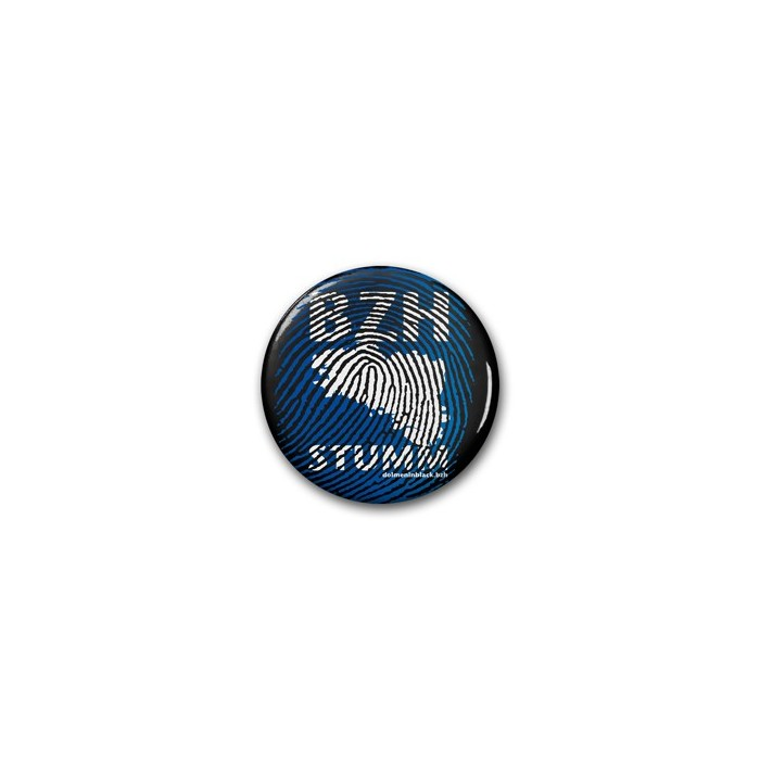 Badges DIB Bzh Stumm ! / Ø 38 mm