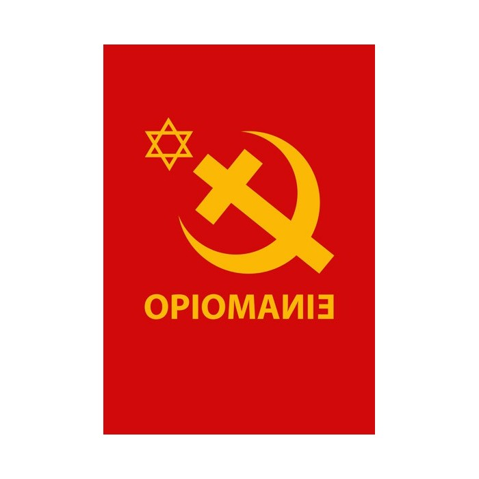 Affiche Opiomanie