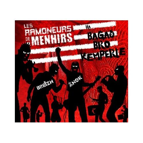 "CD Ramoneurs de Menhirs ""Breizhanok"""