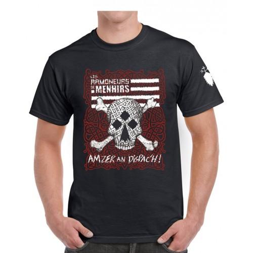 Tee-shirt Amzer an Dispac'h