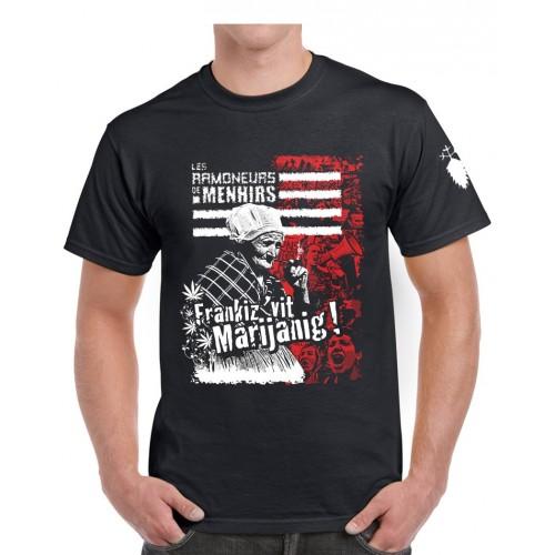 Tee-shirt Marijanig