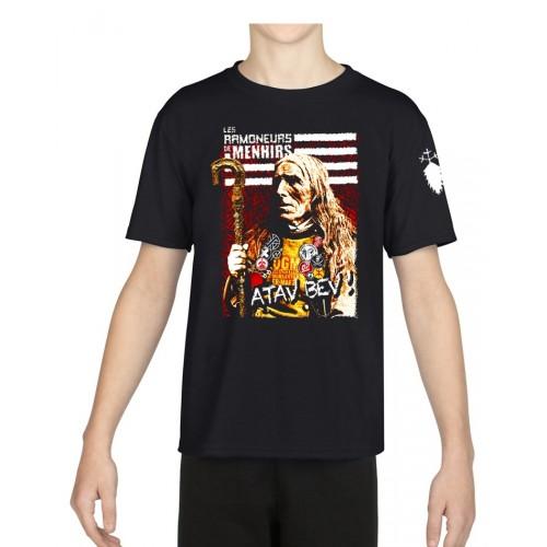 Tee-shirt Enfant Ramoneurs de Menhirs Atav Bev