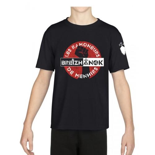 "Tee-shirt Enfant RDM ""Breizh Anok"""