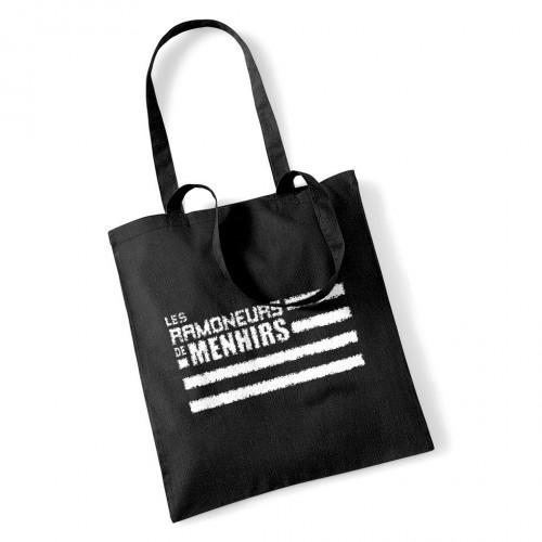 Sac Logo Ramoneurs de Menhirs noir