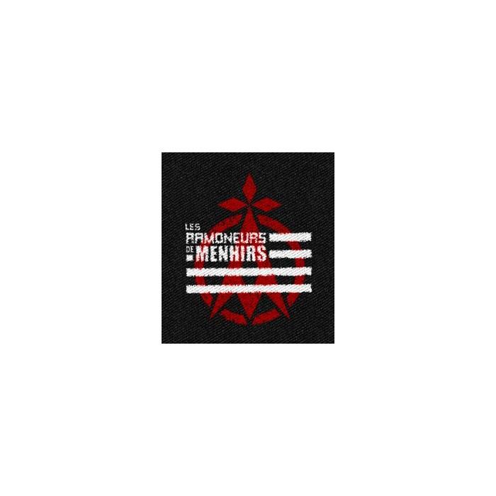 Patch RDM Logo Ramoneurs de Menhirs et hermine