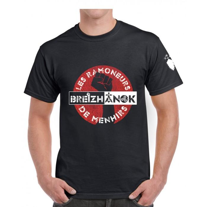 T-shirt Ramoneurs de Menhirs Breizh anok