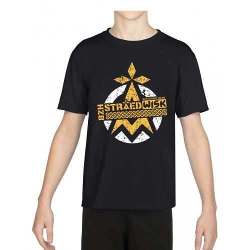 "Tee-shirt Enfant RDM ""Breizh Anok"" noir"