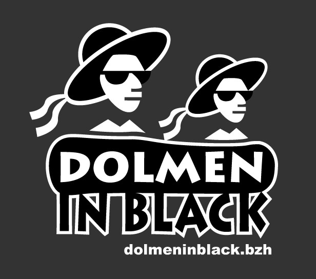 Dolmen in Black