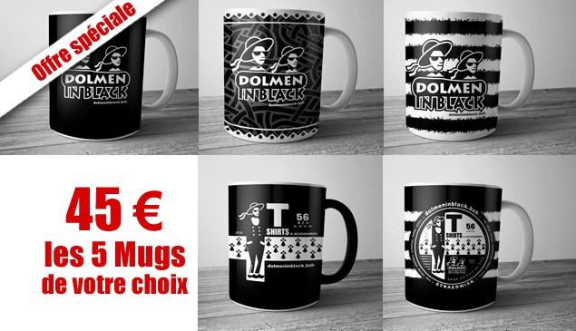 Offre Spéciale mugs