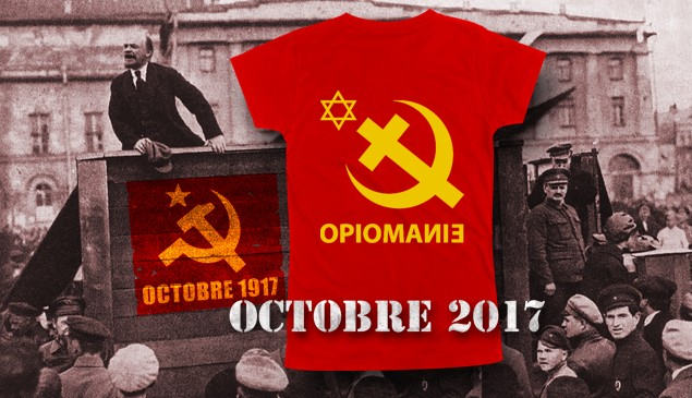 T-Shirt Opiomanie